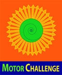 Encon Motor Challange label